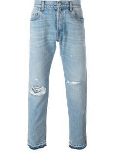 узкие джинсы Gucci
