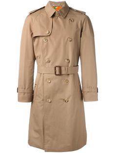 пальто с вышивкой  Gucci