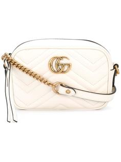 сумка через плечо GG Marmot Gucci
