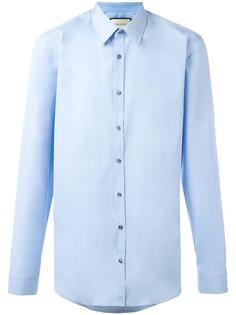 поплиновая классическая рубашка Gucci