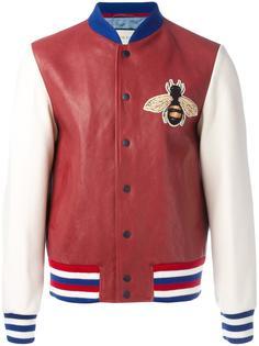 куртка-бомбер  Gucci