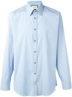 рубашка из поплина  Gucci