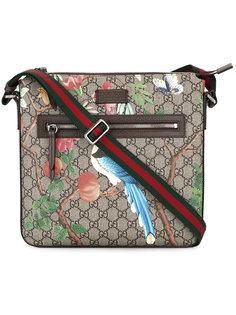 сумка-почтальонка Tian GG Supreme Gucci
