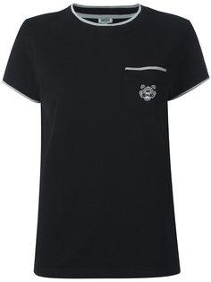футболка Mini Tiger Kenzo