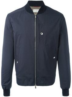куртка-бомбер  Brunello Cucinelli