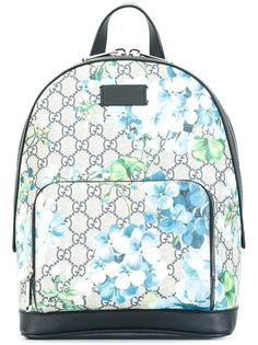 рюкзак с цветочным принтом Gucci
