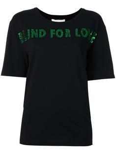 "футболка ""Blind For Love"" Gucci"