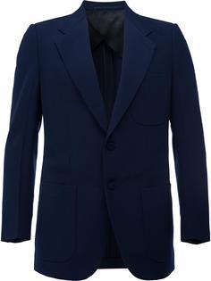 пиджак кроя слим Gucci