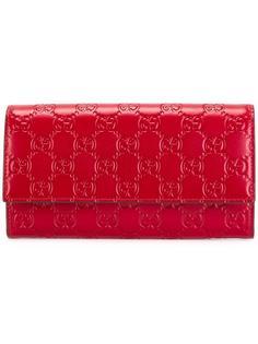 кошелек фирменного дизайна Gucci