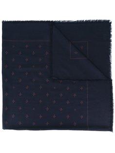 жаккардовый шарф-хомут  Gucci