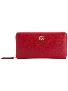 кошелек на молнии Gucci