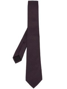 галстук в мелкую крапинку Gucci