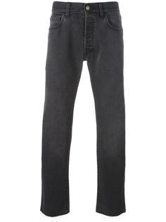 джинсы с нашивками  Gucci