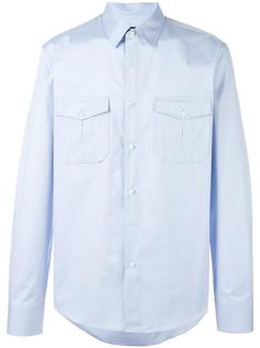 приталенная рубашка Cambridge Gucci