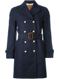 двубортное пальто  Gucci