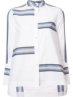 рубашка с расклешенными рукавами Derek Lam 10 Crosby