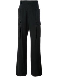 классические брюки карго Rick Owens