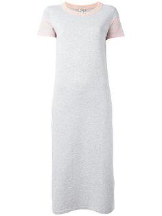 платье-футболка с круглым вырезом Kenzo