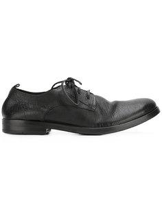 ботинки Дерби с потертой отделкой Marsèll