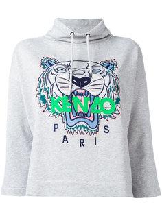 cropped Tiger hoodie Kenzo