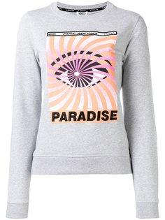 толстовка Eye x Paradise Kenzo
