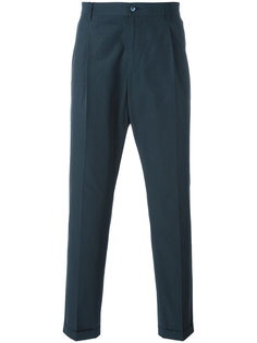 классические брюки-чинос Dolce & Gabbana