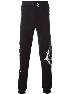 спортивные брюки Black Roar Philipp Plein