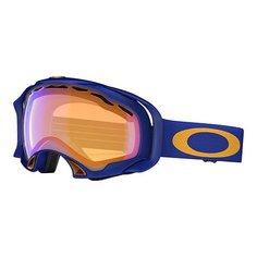 Маска для сноуборда Oakley Splice Saphire Blue/H.i. Persimmon