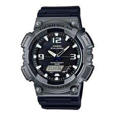 Электронные часы Casio Collection Aq-s810w-1a4 Black/Grey