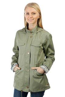 Куртка женская Roxy Sultanisjkt Oil Green