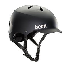 Шлем для скейтборда Bern Bike Eps Watts Matte Black