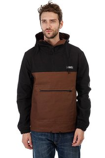 Анорак Anteater Anorak Black/Brown
