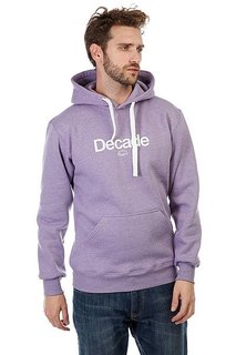 Толстовка кенгуру Anteater Hoodie-decade Purple