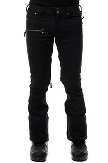 Штаны сноубордические Burton Twc Signature Pnt True Black Denim