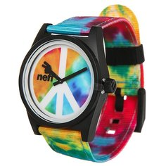 Кварцевые часы Neff Daily Woven Watch Hippie