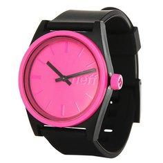 Кварцевые часы Neff Duo Watch Magenta