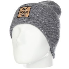 Шапка Picture Organic Scrooge Beanie Grey