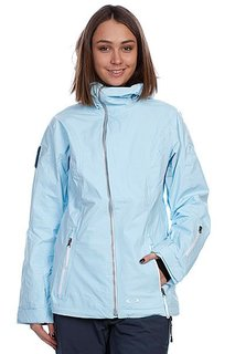Куртка женская Oakley Moving Jacket Blue Crystal