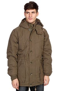 Куртка парка Volcom Warmington Jacket Military Green