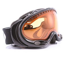 Маска Oakley A Frame Snow Jet Black Persimmon