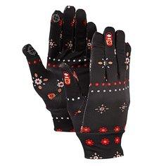 Перчатки сноубордические Burton Mb Touchscreen Liner Mother Russia