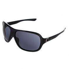 Очки женские Oakley Underspin Polished Black W/Grey