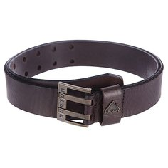 Ремень Burton Blakbrn Leather Belt Tobacco