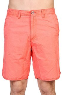 Шорты Volcom Dusto Short Electric Coral Europe