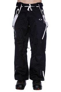 Штаны сноубордические Oakley Ascertain Pants Jet Black