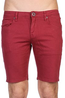 Шорты джинсовые Volcom Chili Chocker Color Short Brick