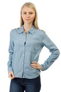 Рубашка женская Roxy Lightcloudy Light Blue