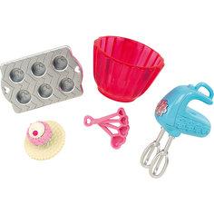 "Мини-набор для декора дома ""Выпечка кексов"", Barbie Mattel"