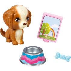 "Мини-набор для декора дома ""Щенок"", Barbie Mattel"
