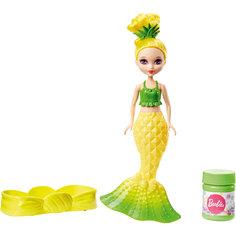 Маленькая русалочка с пузырьками, Barbie Mattel